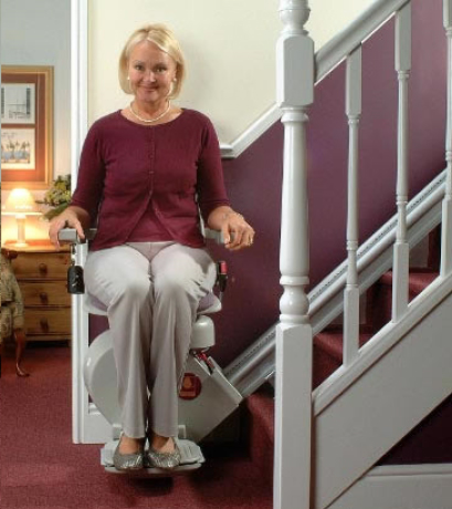 Local Stairlift Company Builth Wells