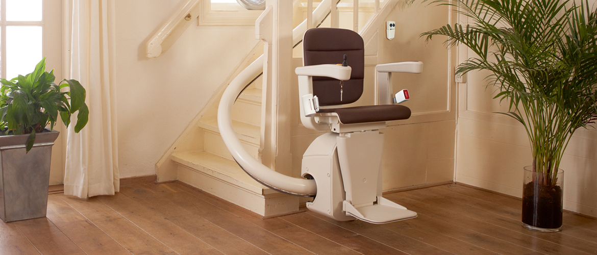 Curved Stairlift Installers in birmingham