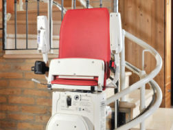 Curved stair lift prices Linton