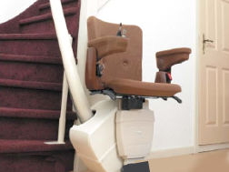 Approved Stratford Curved Stairlifts Installers