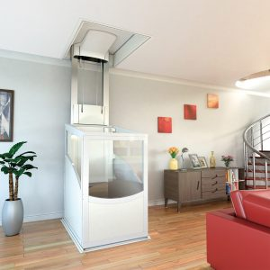home lift installers in Poplar