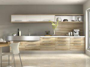 Hand crafted kitchen